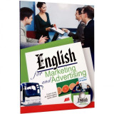 English for Marketing & Advertising + CD - Sylee Gore