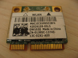 Placa wireless laptop Dell Latitude E5420, BCM943228HM4L, DW1530, 01JKGC