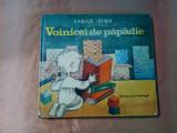 VOINICEL DE PAPADIE - Vasile Dima - ANGI P. TIPARESCU (ilustratii) -1982, 95 p