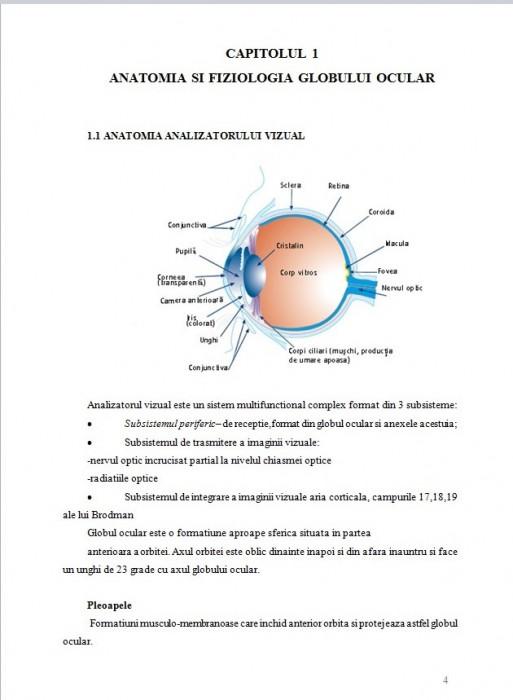 INGRIJIREA PACIENTULUI CU GLAUCOM (2) - LUCRARE DE LICENTA AMG