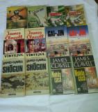 JAMES CLAVELL - NOBILA CASA+SHOGUN+GAI-JIN+VARTEJUL+TAI-PAN+CHANGI+EVADAREA