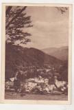 Bnk cp Valea Teleajenului - Vedere - uzata, Circulata, Printata