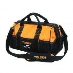 Geanta pentru unelte Tolsen Roo Line, curea reglabila inclusa
