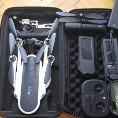 Vand Drona GoPro Karma + baterie rezerva