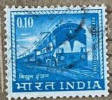 India Locomotiva electrica, Transporturi, Stampilat