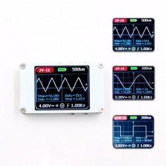 Osciloscop DSO188 COLOR Digital, acumulator intern cu incarcare USB , sigilat !