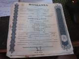 certificat de actionar la prestari servicii bucuresti c acte