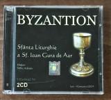 Byzantion - Sfanta Liturghie A Sf. Ioan Gura De Aur (dublu CD)