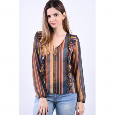 Bluza Only Henrietta Multicolour Stripes