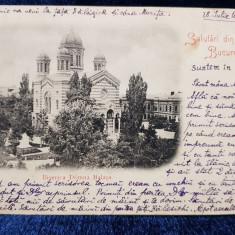 Salutari din Bucuresci, Biserica Domna Balasa - CP Clasica