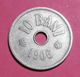 A5676 10 bani 1906 J