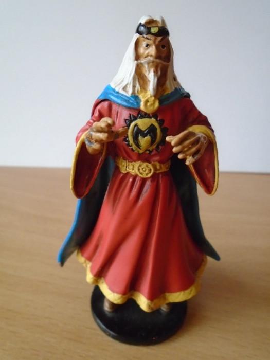 Figurina Mag din metal cu detalii foarte fine - Inaltime 95 mm