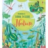 Look Inside Nature - Usborne