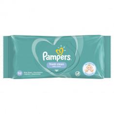 Servetele umede Pampers Fresh Clean 52buc/set