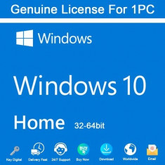 Win 10 Home Product Key