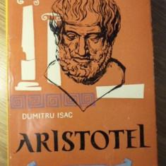 ARISTOTEL - DUMITRU ISAC