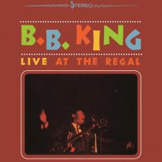 B.B. King Live At The Regal (cd)