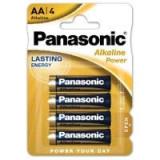 BATERII PANASONIC R6 AA ALKALINE