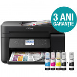 Multifunctionala Epson L6170 Inkjet, CISS, Color, Format A4, Duplex, Retea, Wi-Fi