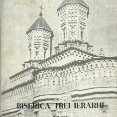 AS - BISERICA TREI IERARHI DIN IASI