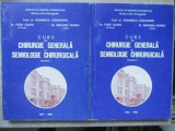 CURS DE CHIRURGIE GENERALA SI SEMIOLOGIE CHIRURGICALA VOL.1-2-DOLINESCU CONSTANTINE, PLESA COSTEL, RAILEANU ROME