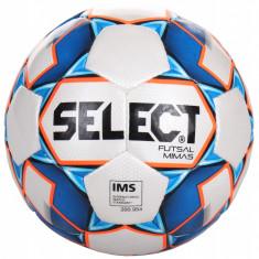 FB Futsal Mimas Minge fotbal de sala alb-portocaliu n. 4