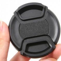 Capac obiectiv foto DSRL (fata) de 67 mm pentru Canon, Nikon, Sony, Pentax,...