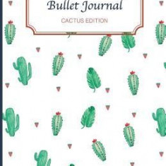 Bullet Journal. Cactus Edition: Soft Cover, 5.5 X 8.5 Inch, 130 Pages
