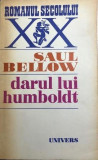 Darul lui Humboldt Saul Bellow, Univers, 1979
