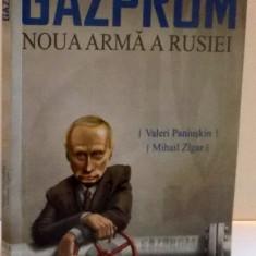 GAZPROM NOUA ARMA A RUSIEI , 2008
