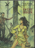 Milo Manara + Hugo Pratt - Un ete indien