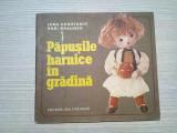 PAPUSILE HARNICE UN GRADINA - Lena Constante (text) - H. Brauner (muzica) -1975