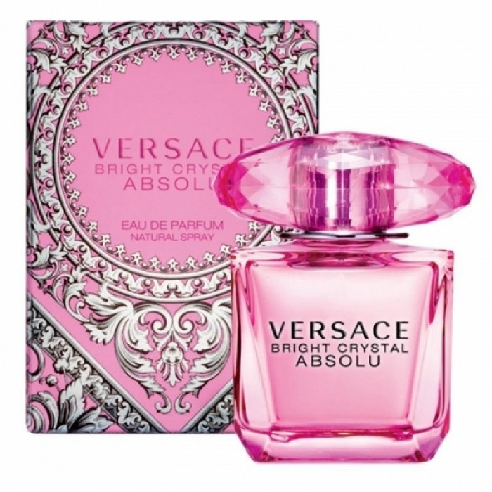Apa de parfum Femei, Versace Bright Crystal Absolu, 30ml