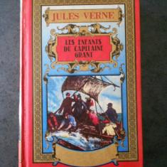 JULES VERNE - LES ENFANTS DU CAPITAINE GRANT (limba franceza)