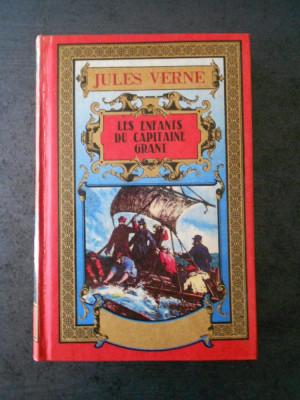 JULES VERNE - LES ENFANTS DU CAPITAINE GRANT (limba franceza) foto