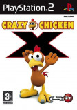 Joc PS2 Crazy Chicken X