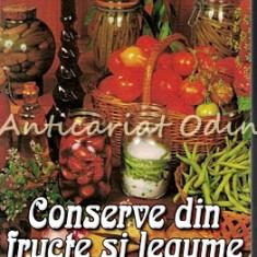 Conserve Din Fructe Si Legume - Maria Cristea Soimu