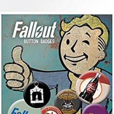Insigna - Fallout 4 - mai multe modele   GB Eye