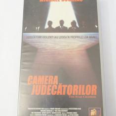 Caseta video VHS originala film tradus Ro - Camera Judecatorilor