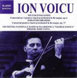 CD Ion Voicu – Ion Voicu, original, muzica clasica