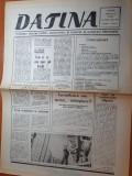 ziarul datina 16 februarie 1990-ziar din judetul mehedinti