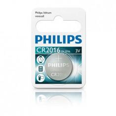Bateria philips cr2016
