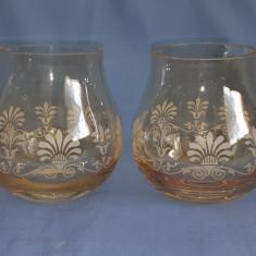 Set doua vaze de cristal TCM