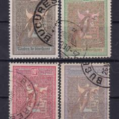 1906 L.P. 60 stampilat 12 Lei