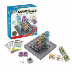 Jucarie Thinkfun Gravity Maze Falling Marble Logic Maze Game