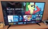 Smart TV Samsung, 100 cm, 4K Ultra HD
