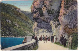 #2467- Romania, Alduna, Orsova, carte postala necirculata: Cazane, animat