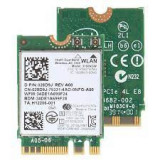 Adaptor Wireless Intel® AC 3160, Dual-Band, M.2 Card + Bluetooth, garantie