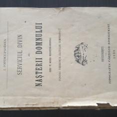 Serviciul divin al nasterii domnului - I. Popescu-Paserea