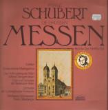 SCHUBERT : Die Grossen Messen - Messe Nr. 5 / Messe Nr. 6  ( set 2 viniluri )